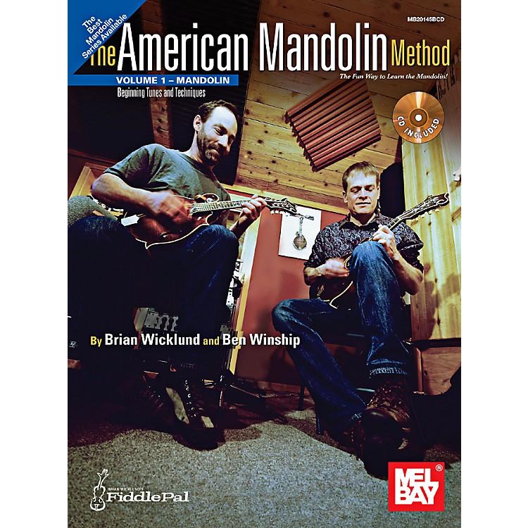 Mel BayAmerican Mandolin Method Volume 1