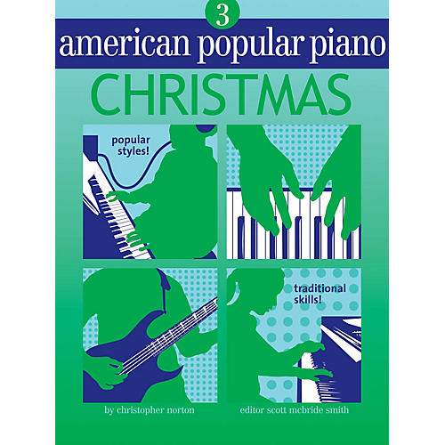 Novus Via American Popular Piano - Christmas (Level 3) Misc Series Edited by Scott McBride Smith-thumbnail