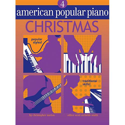Novus Via American Popular Piano - Christmas (Level 4) Misc Series Edited by Scott McBride Smith-thumbnail