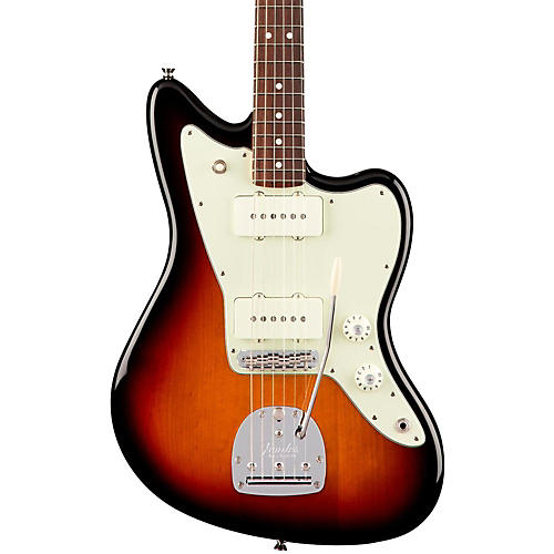 Fender American Professional Jazzmaster Rosewood Fingerboard Electric Guitar-thumbnail