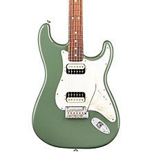American Professional Stratocaster HH Shawbucker Rosewood Fingerboard Antique Olive