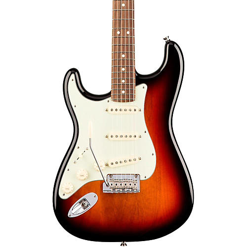 Fender American Professional Stratocaster Left-Handed Rosewood Fingerboard-thumbnail