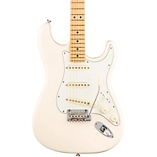 Fender American Professional Stratocaster Maple Fingerboard Electric Guitar Olympic White