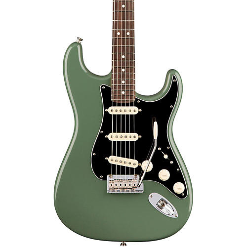 Fender American Professional Stratocaster Rosewood Fingerboard Electric Guitar-thumbnail