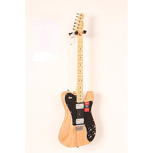 Fender American Professional Telecaster Deluxe Shawbucker Maple Fingerboard Electric Guitar-thumbnail