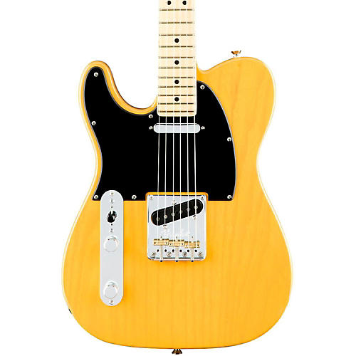 Fender American Professional Telecaster Left-Handed Maple Fingerboard Electric Guitar-thumbnail