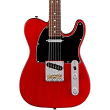 Fender American Professional Telecaster Rosewood Fingerboard Electric Guitar Transparent Crimson