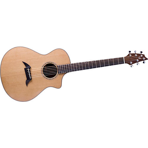 Breedlove American Series C25/CRe, Herringbone Acoustic-Electric Guitar