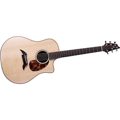 Breedlove American Series D25/SRe, Herringbone Acoustic-Electric Guitar
