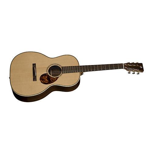 Breedlove American Series OOO/SRe, Herringbone Acoustic-Electric Guitar