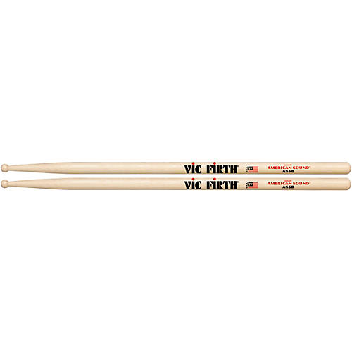 Vic Firth American Sound Hickory Drumsticks Wood 5B