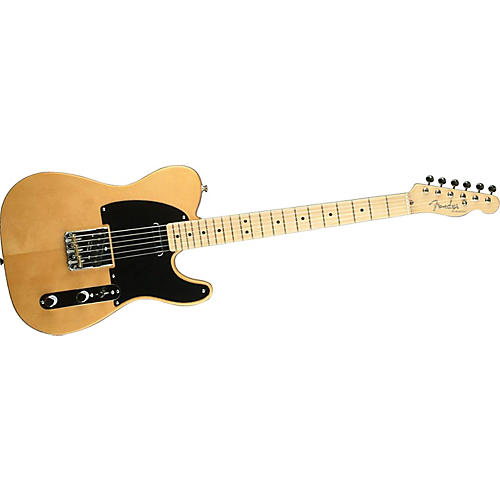 Fender American Spruce Top Chambered Ash Telecaster Electric Guitar