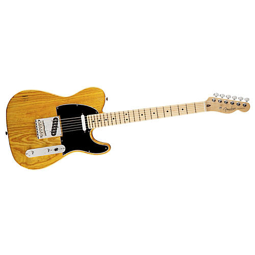 Fender American Standard Hand-Rubbed Ash Telecaster Electric Guitar