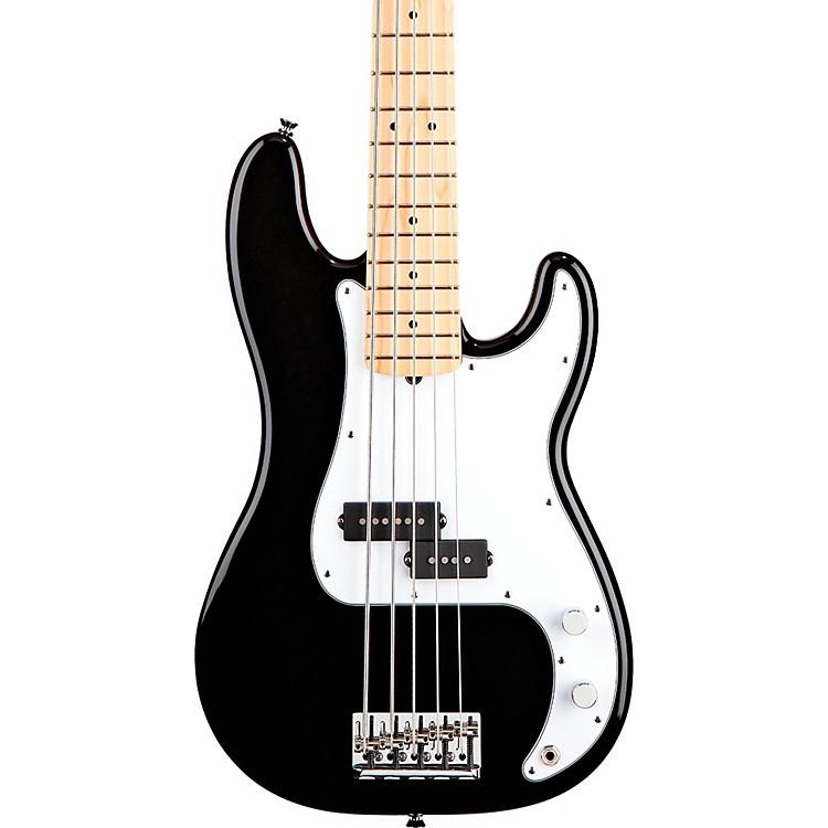 FenderAmerican Standard Precision Bass VBlackMaple Fingerboard