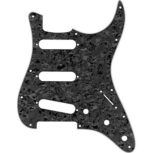 Fender American Standard Strat Pickguard 11 Hole Black Pearl