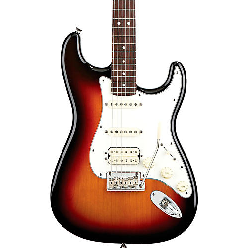 Fender American Standard Stratocaster HSS Electric Guitar with Rosewood Fretboard