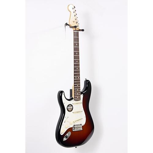 Fender American Standard Stratocaster Left-Handed Electric Guitar 3-Color Sunburst Rosewood Fingerboard