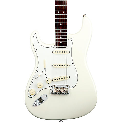 Fender American Standard Stratocaster Left-Handed Electric Guitar-thumbnail