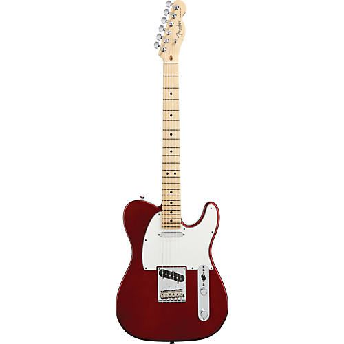 Fender American Standard Telecaster Electric Guitar with Maple Fingerboard-thumbnail
