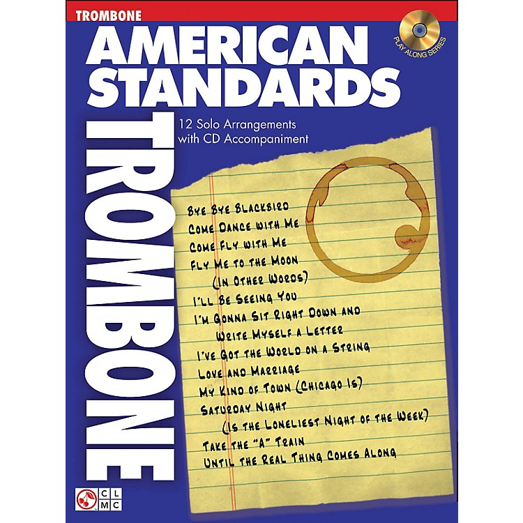 Cherry Lane American Standards for Trombone