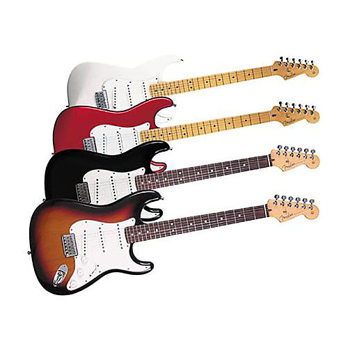 Fender American Stratocaster Hard Tail Electric Guitar-thumbnail