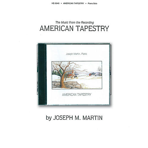 Shawnee Press American Tapestry Shawnee Press Series Softcover with CD Arranged by Joseph Martin-thumbnail
