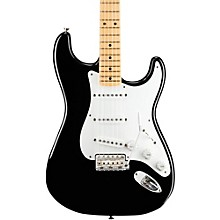 Fender American Vintage '56 Stratocaster Electric Guitar Black Maple Neck