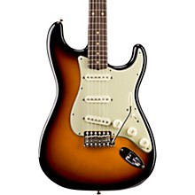 Fender American Vintage '59 Stratocaster Electric Guitar 3-Color Sunburst Rosewood Fingerboard