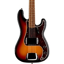 Fender American Vintage '63 Precision Bass 3-Color Sunburst Rosewood Fingerboard