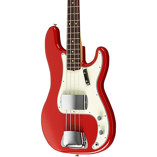 Fender American Vintage '63 Precision Bass Seminole Red Rosewood Fingerboard