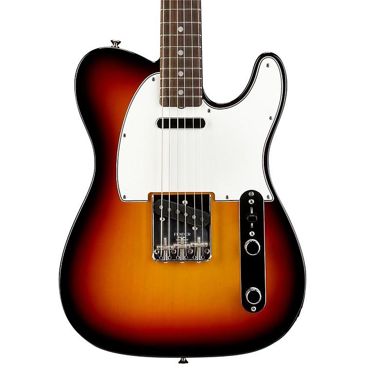 FenderAmerican Vintage '64 Telecaster Electric Guitar3-Color SunburstRosewood Fingerboard