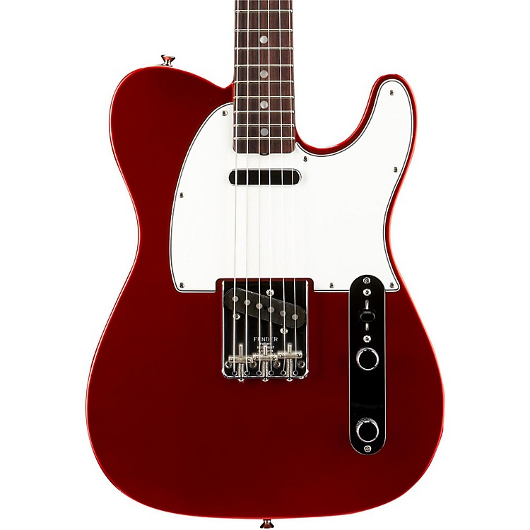Fender American Vintage '64 Telecaster Electric Guitar Candy Apple Red Rosewood Fingerboard
