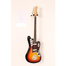 Fender American Vintage '65 Jaguar Electric Guitar Level 2 3-Color Sunburst, Rosewood Fingerboard 190839101532