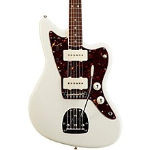 American Vintage '65 Jazzmaster Electric Guitar Olympic White Rosewood Fingerboard