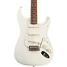 American Vintage '65 Stratocaster Electric Guitar Olympic White Rosewood Fingerboard