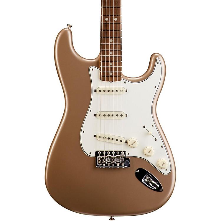 FenderAmerican Vintage '65 Stratocaster Electric GuitarShoreline GoldRosewood Fingerboard