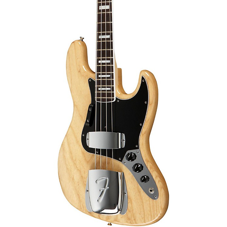 FenderAmerican Vintage '74 Jazz BassNaturalRosewood Fingerboard