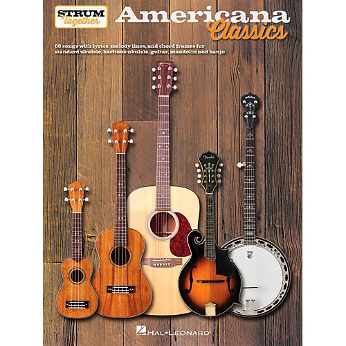 Hal Leonard Americana Classics - Strum Together