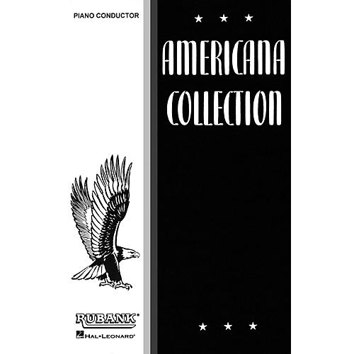 Rubank Publications Americana Collection for Band (Conductor) Concert Band Composed by Various