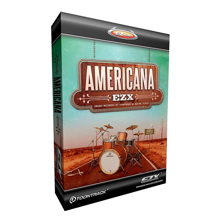 ToontrackAmericana EZX Software DownloadSoftware Download