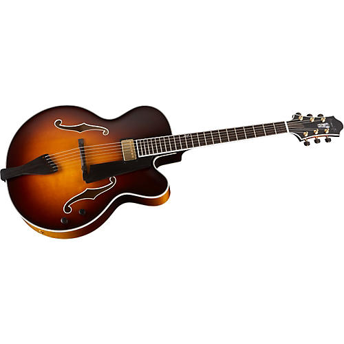 Benedetto Guitars Americana Hollowbody Archtop Electric Guitar-thumbnail
