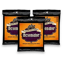 GHS Americana Resonator Strings (17-56) - 3 Pack