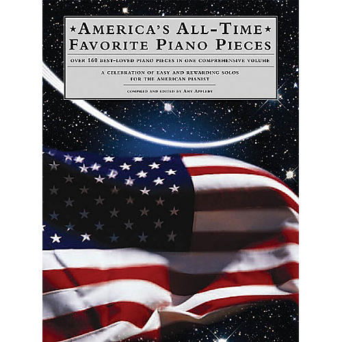 Music Sales America's All-Time Favorite Piano Pieces (Library of Series) Music Sales America Series Softcover
