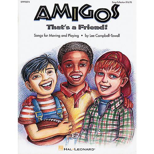 Hal Leonard Amigos Book
