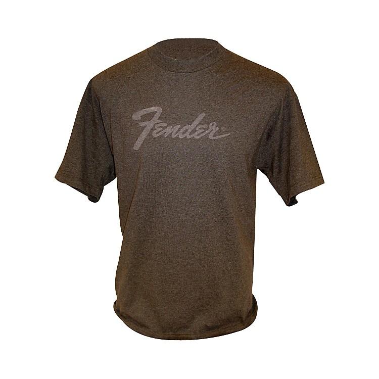 FenderAmp Logo T-ShirtCharcoalSmall