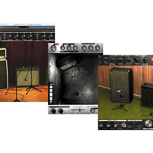 Softube Amp Room Bundle Native Vst Au Rtas Musician S