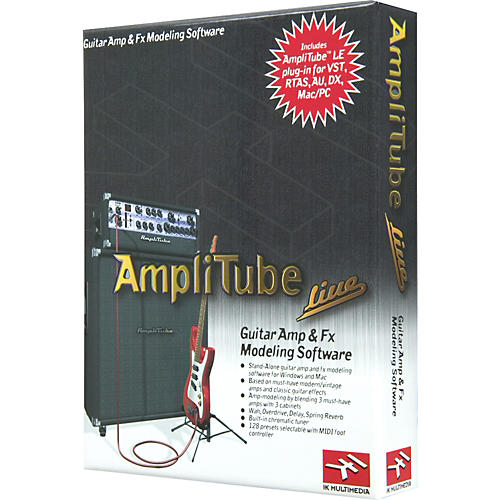 IK Multimedia AmpliTube Live-thumbnail