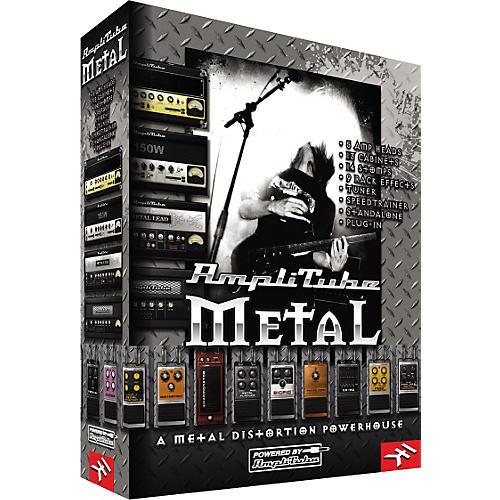 IK Multimedia AmpliTube Metal - Crossgrade-thumbnail