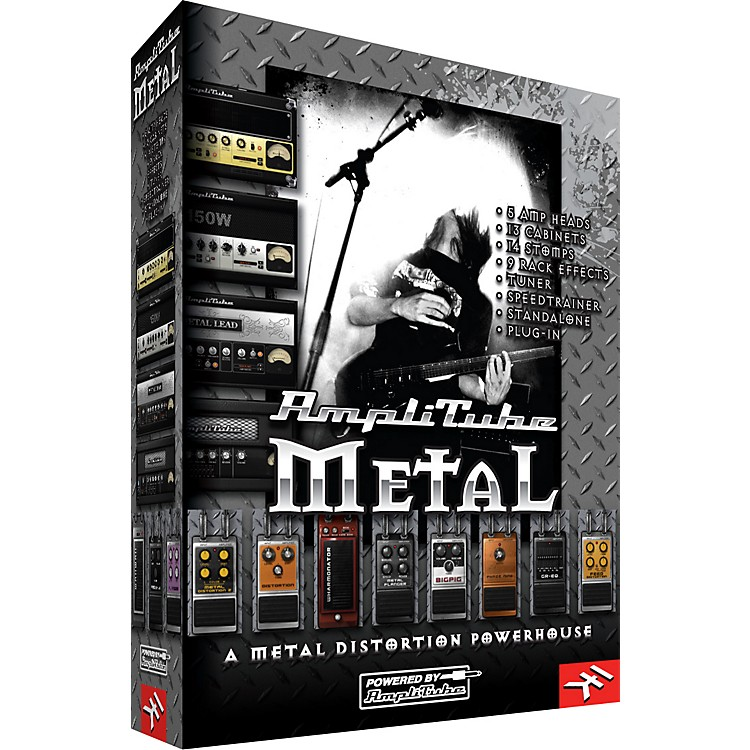 IK Multimedia AmpliTube Metal Studio