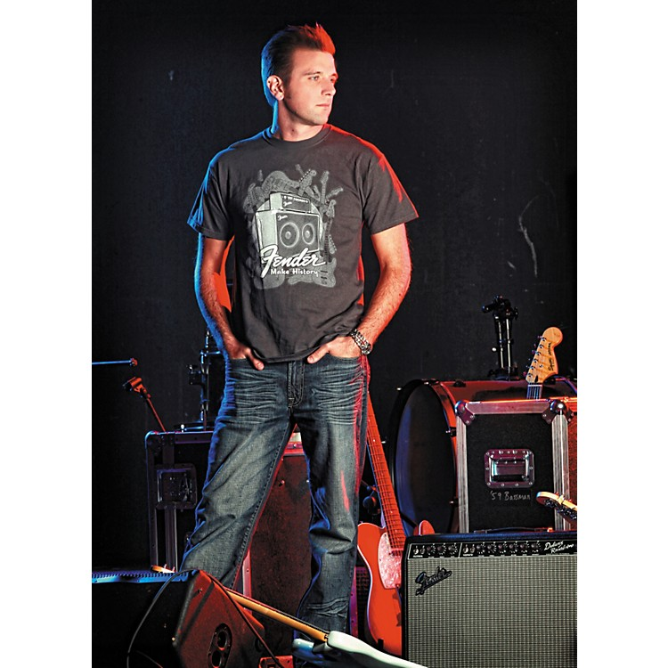 Fender Amplifiers T-Shirt